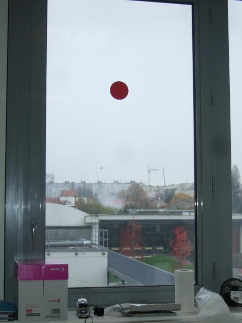 C est quoi ce rond rouge sur certaines fen tres for Fenetre zone de qualification